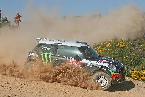 El Mini Cooper de PCR Sport. Arribar i moldre!.