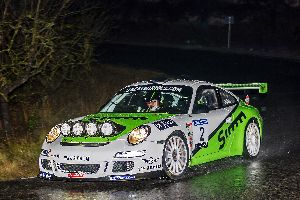 Espectacular debut d'Albert Orriols-Lluis Pujolar al volant d'un Porsche 911 GT3.