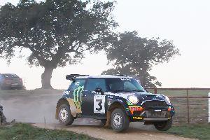 Excel·lent actuació de Solans-Ibañez pilotant el Mini Cooper-PCRSport.