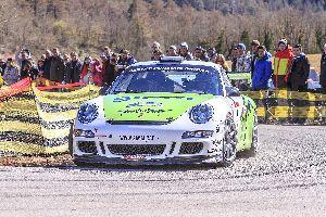 Albert Orriols aconsegueix al Ral·li Pacha la primera victòria de l'any(30.03.2015)