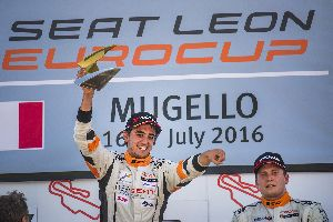 PCR Sport amb plaça fixa en el podi de l'Eurocup Seat León de Mugello