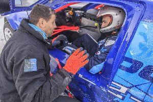 Excel·lent test de PCR Sport en el Circuit Andorra