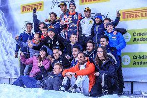 Els GIAND protagonitzen dues finals d'infart al Circuit Andorra
