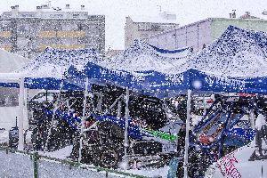 Al Ral·li TT Lleida-Pirineus, PCR Sport va seguir perseguit per la neu