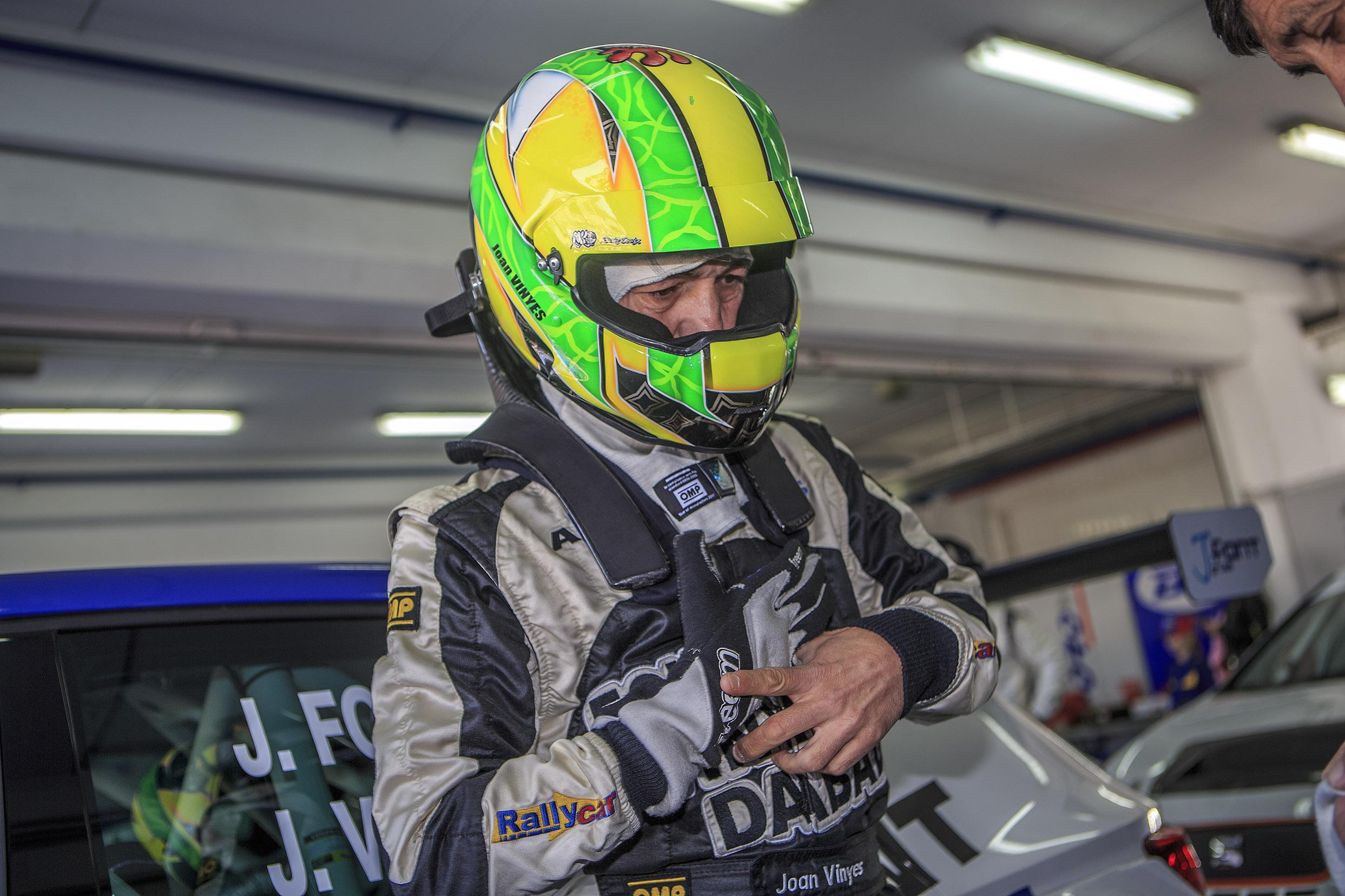 A Motorland, Joan Vinyes - Jaime Font buscaran el seu primer triomf en el CER 2017