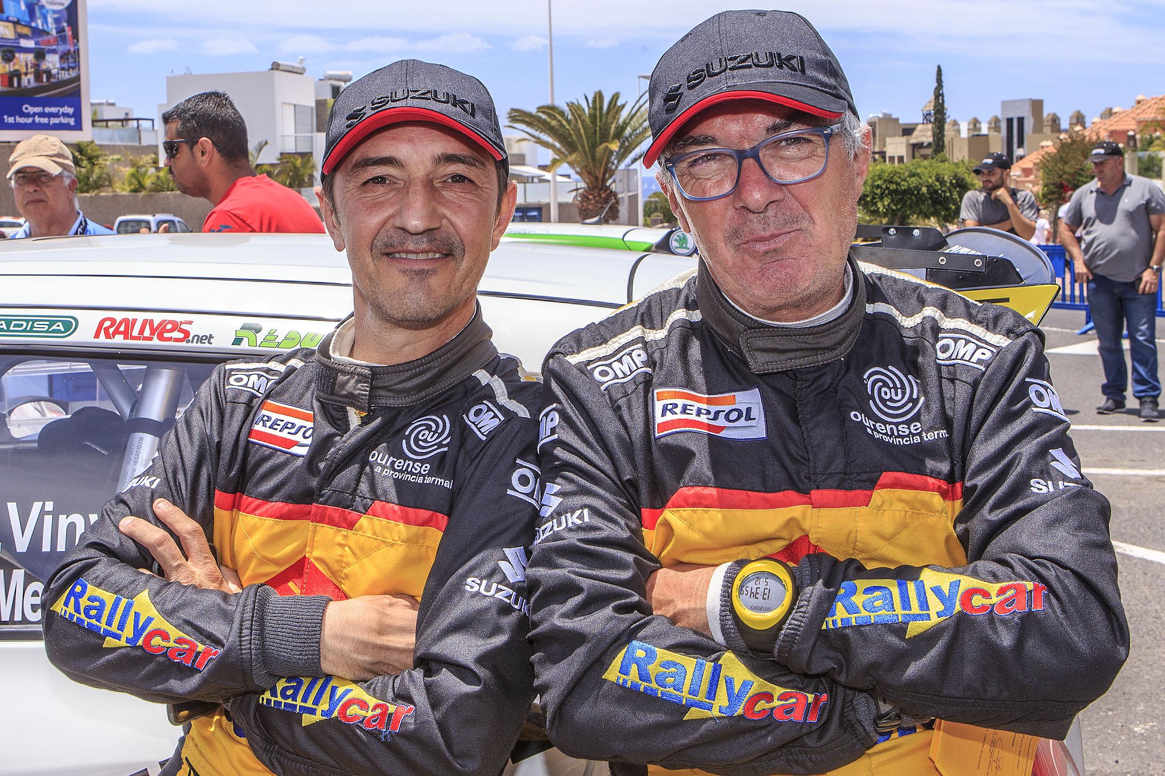 Joan Vinyes-Jordi Mercader (Suzuki Swift R+) s'enfrontaran a un Ral·li Orense reduït