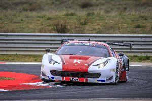 Bones vibracions per a PCR Sport, en el Circuit de Navarra