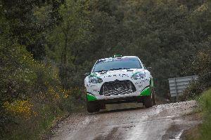 Bon resultat de José Luis García amb el Citroën DS3 N5 de PCR Sport