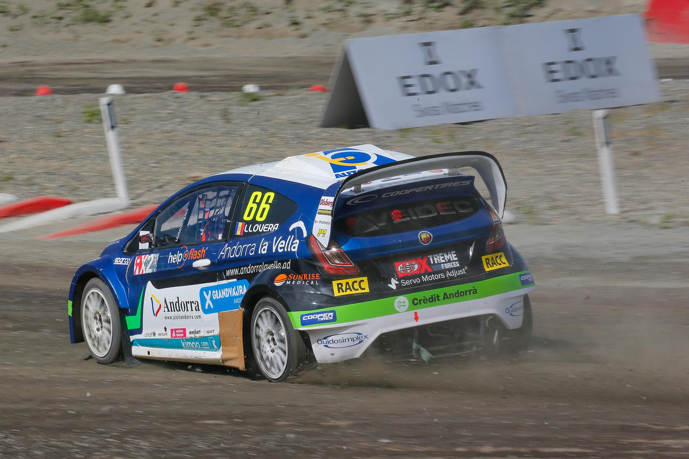 Albert Llovera torna a Höljes per a disputar la cita sueca del RX 2019