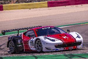 PCR Sport posa el punt final al GT - CER 2019, en el Circuit de Barcelona