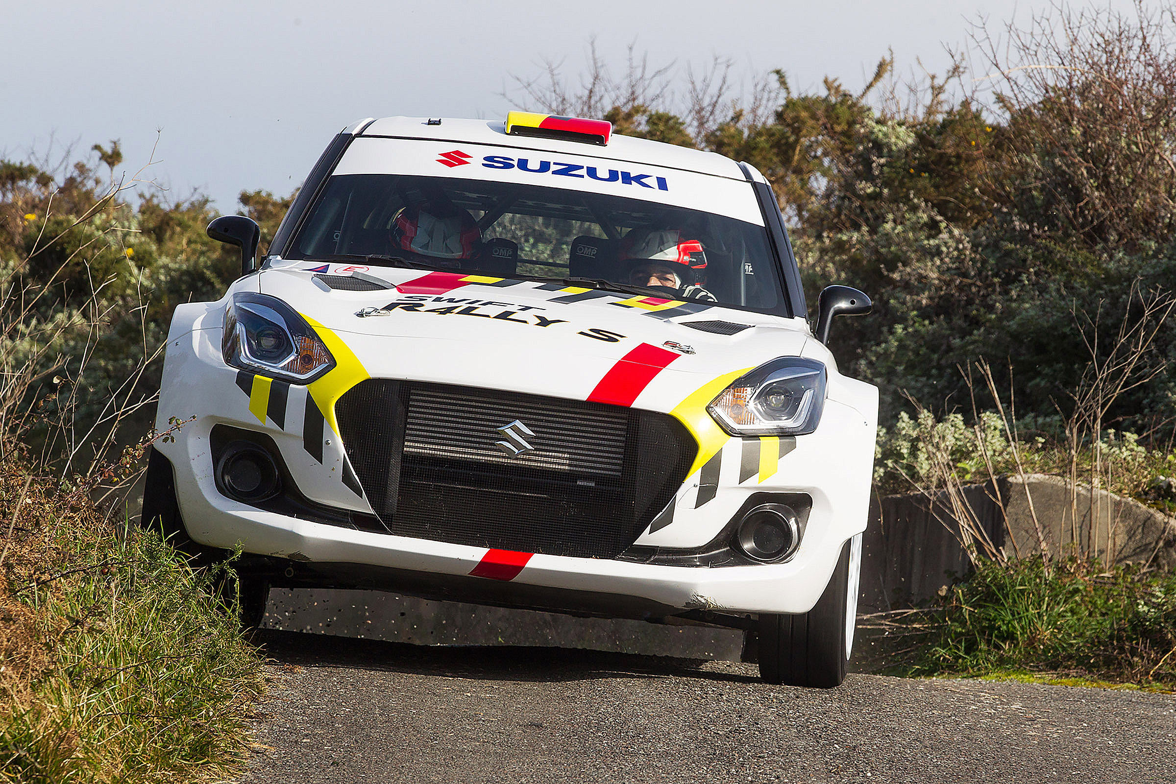 L'Equip Suzuki Motorsport ha aixecat el teló de la temporada 2020