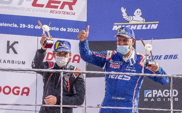 Mayola-Gutiérrez (Ferrari) vencen a València. Els Cupra TCR aquesta vegada sense podi