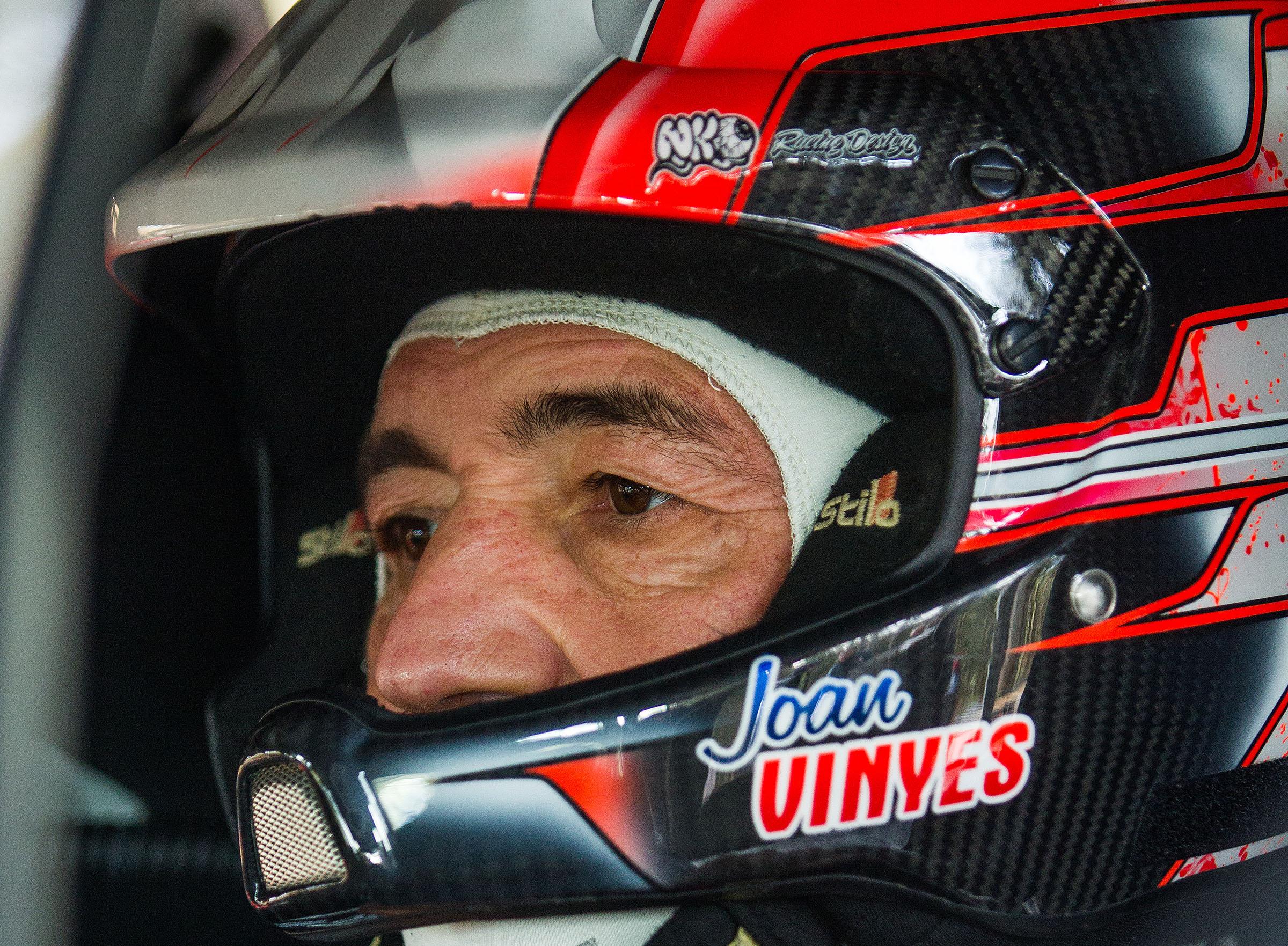 Vinyes-Mercader debutaran en el Campionat d'Espanya de Vehicles Històrics.