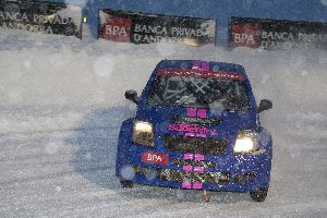 Xevi Pons (C2 - PCR Sport) millor impossible en el Grandvalira Circuit.