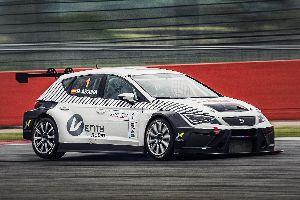 Els pilots de PCR Sport segueixen en el podi de la Seat León Eurocup 2016