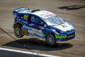Silverstone pròxima parada per a Albert Llovera en el Mundial de Rallycross