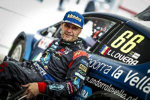 Albert Llovera: Pensava que ho faria millor en el circuit de Höljes