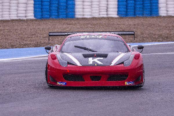 Un altre triomf de Mayola-Gutiérrez (Ferrari), aquesta vegada e Jerez. Aso també va trepitjar podi
