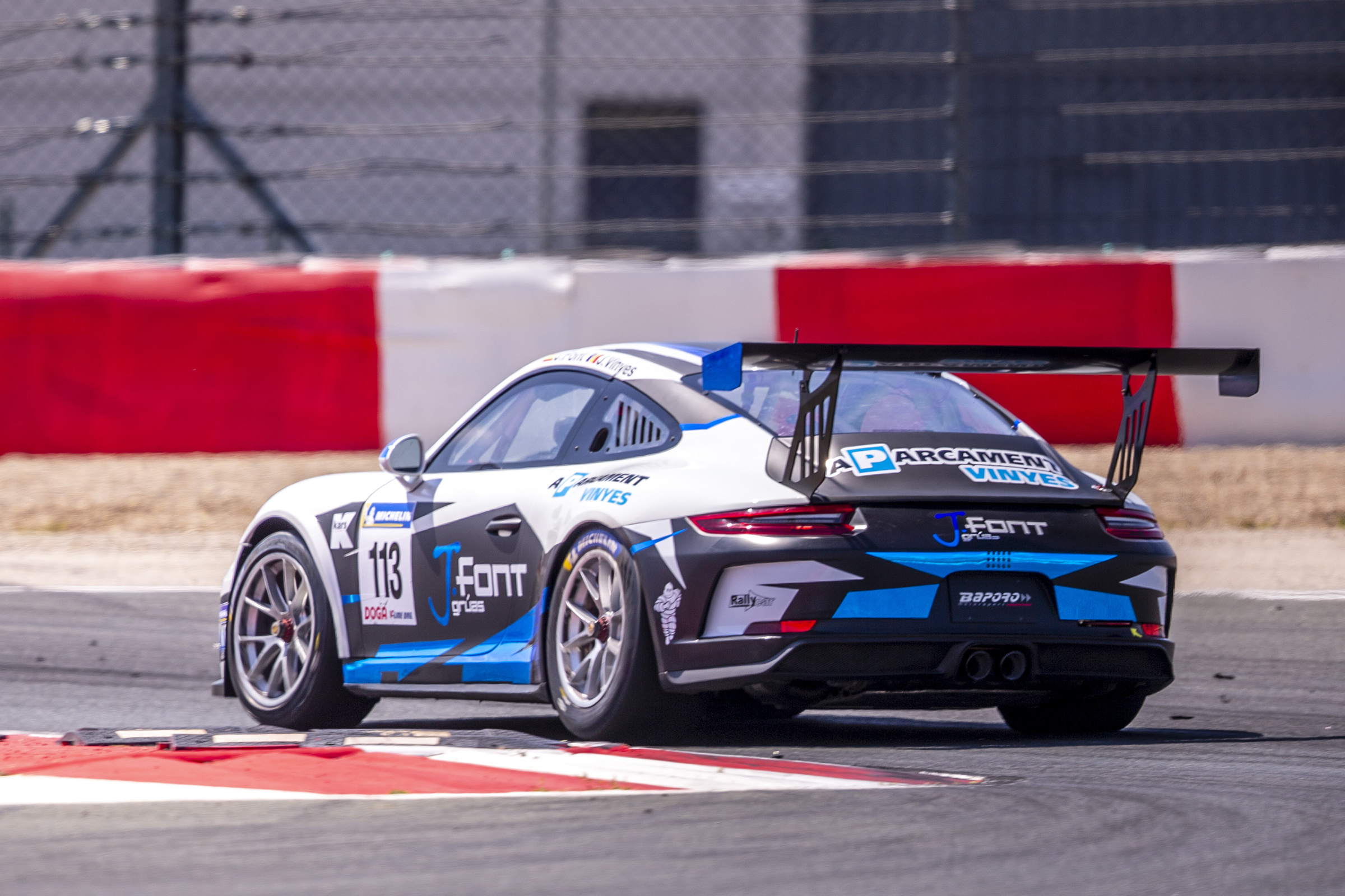 Joan Vinyes i Jaume Font disputaran la cita del GT-CER 2021, a Motorland.