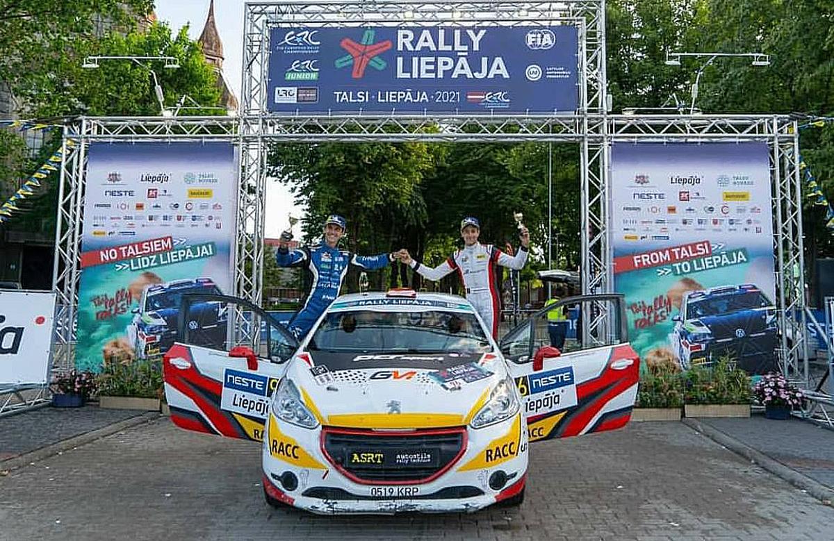 ERC: Rally Liiepaja [1-3 Julio] - Página 3 GMLeipaja1